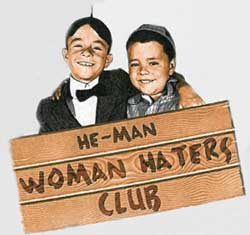 Woman Haters Club