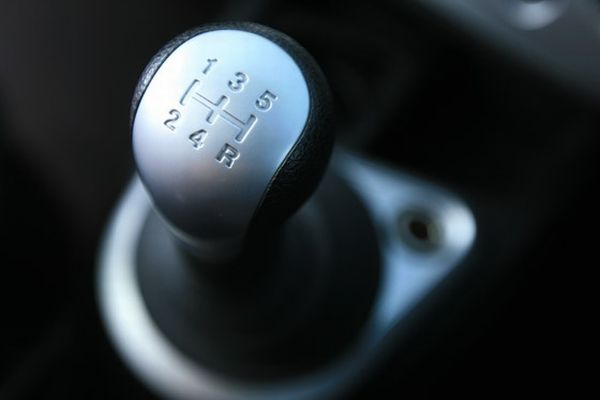 car manual stick