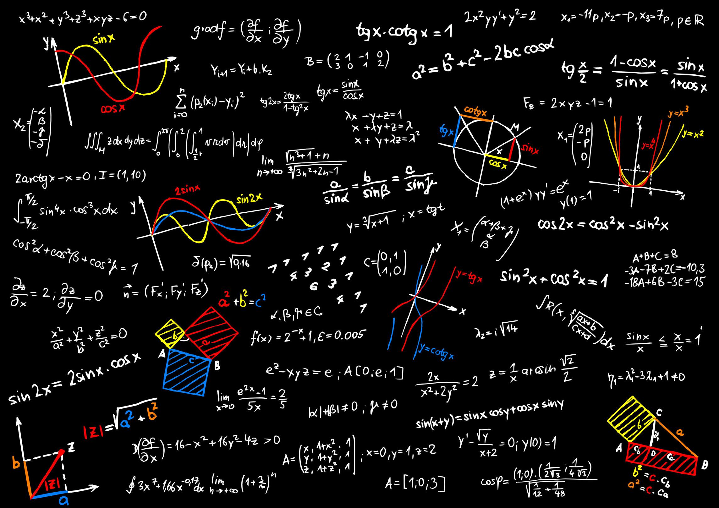 complicated math problem